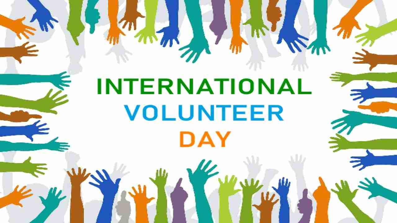 Image for International Volunteer Day